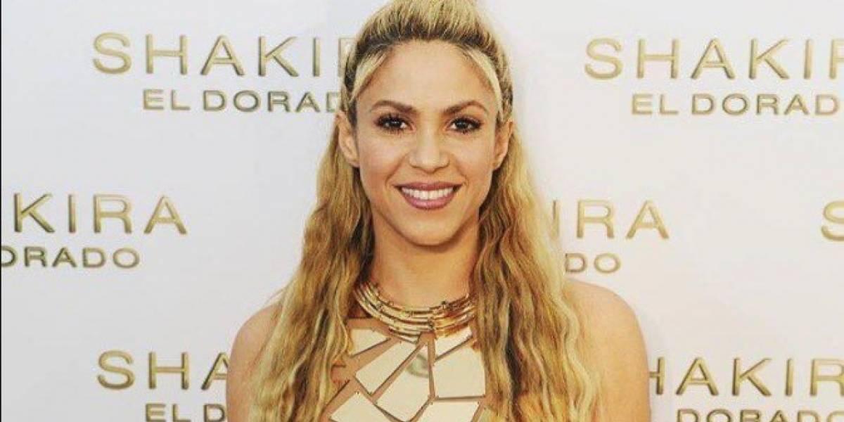 "FOTO. Fanáticos ridiculizan a Shakira al afirmar que sus pies ""horrorizan"""