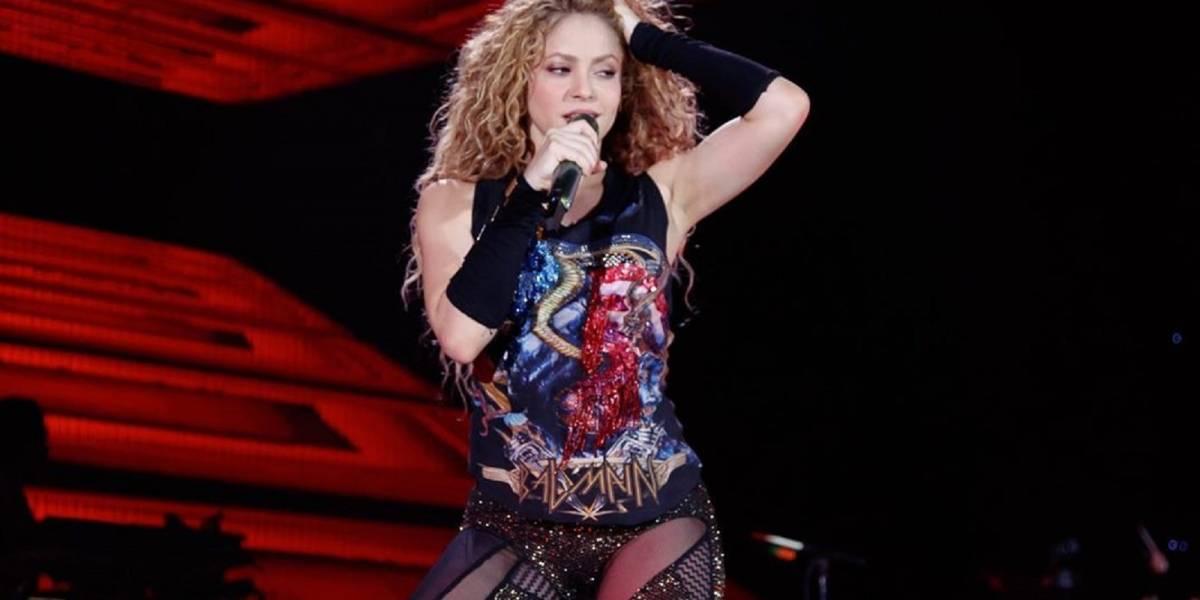 Shakira revela el ritmo colombiano que bailará en el medio tiempo del Super Bowl 2020