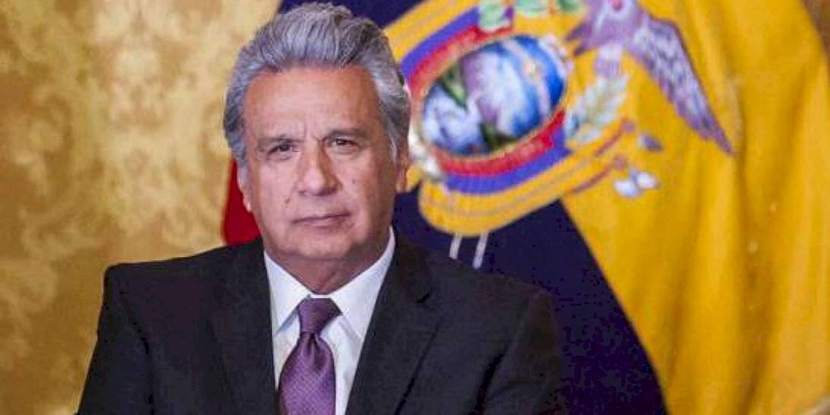Presidente ecuatoriano se disculpa por comentario inapropiado