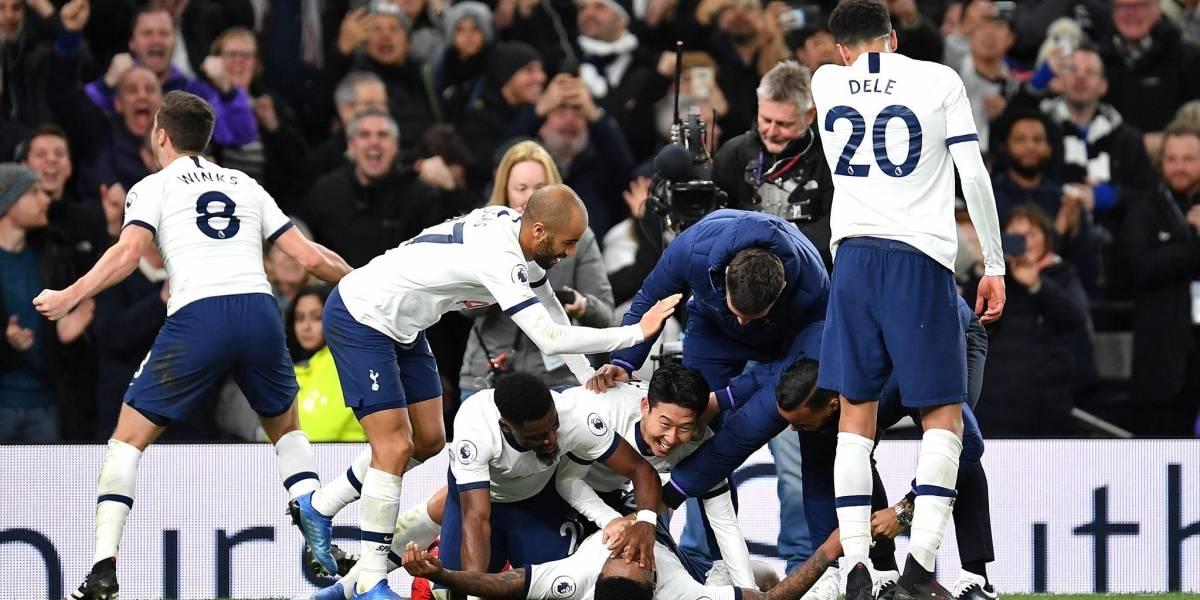 Tottenham vs Manchester City: Así queda la lucha por los primeros puestos de la Premier