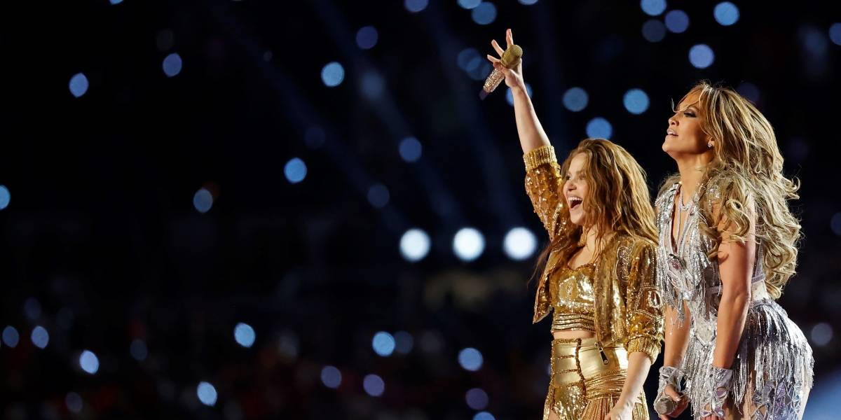 [FOTO] Jennifer López y Shakira compartieron tierno momento que no se vio en televisión