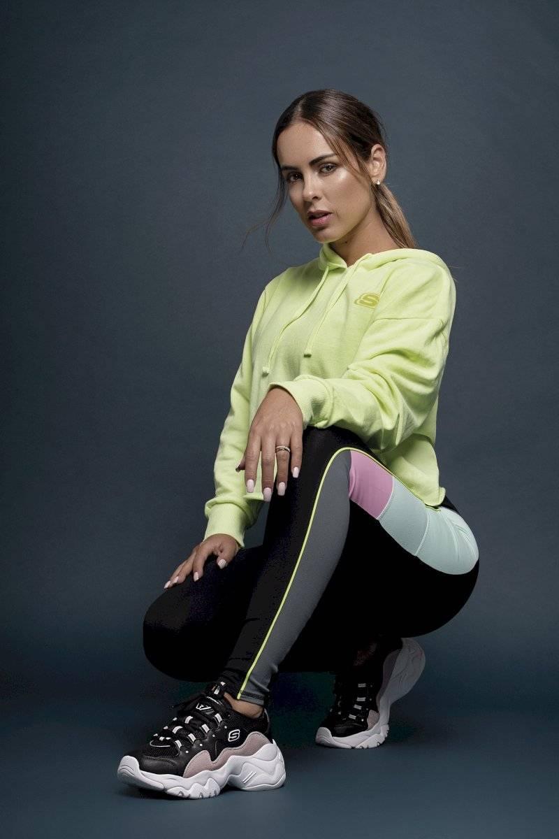Maura Rivera Skechers