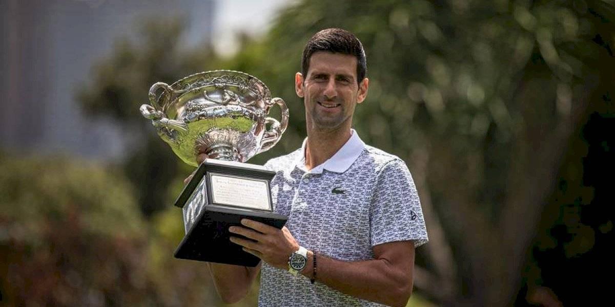 Novak Djokovic recupera la cima del ranking ATP