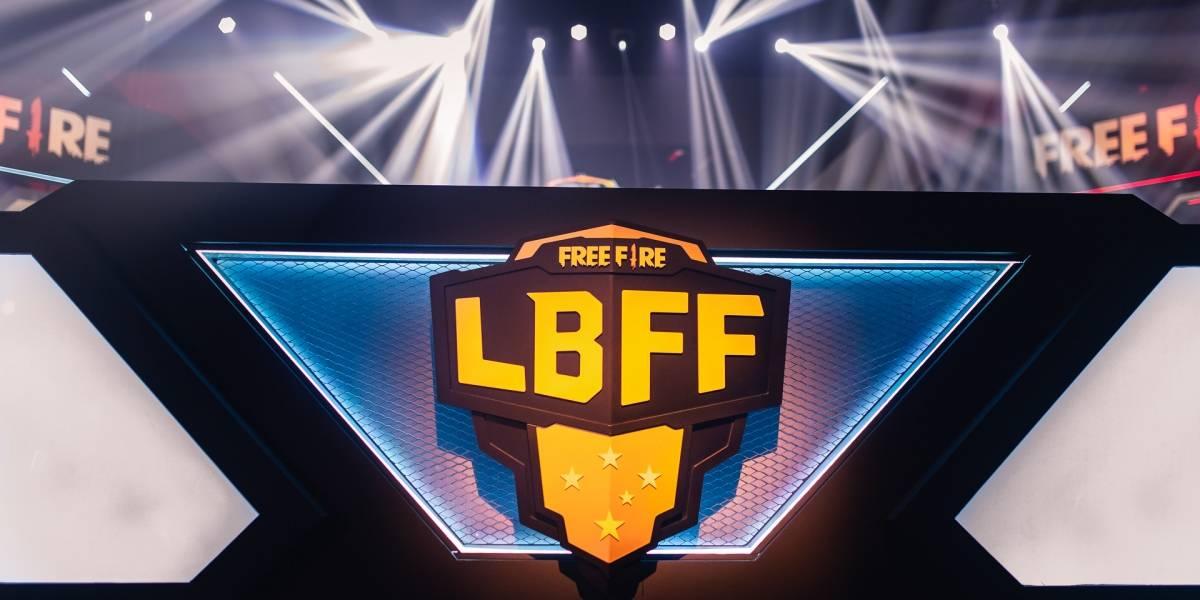 LBFF: Confira pontuação da 2ª Semana da Liga Brasileira de Free Fire