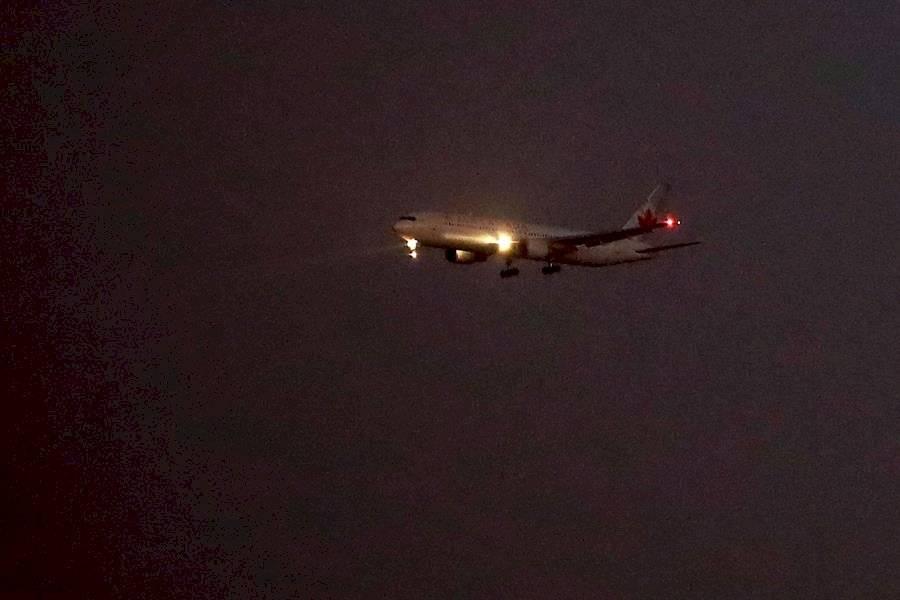 avión Air Canada