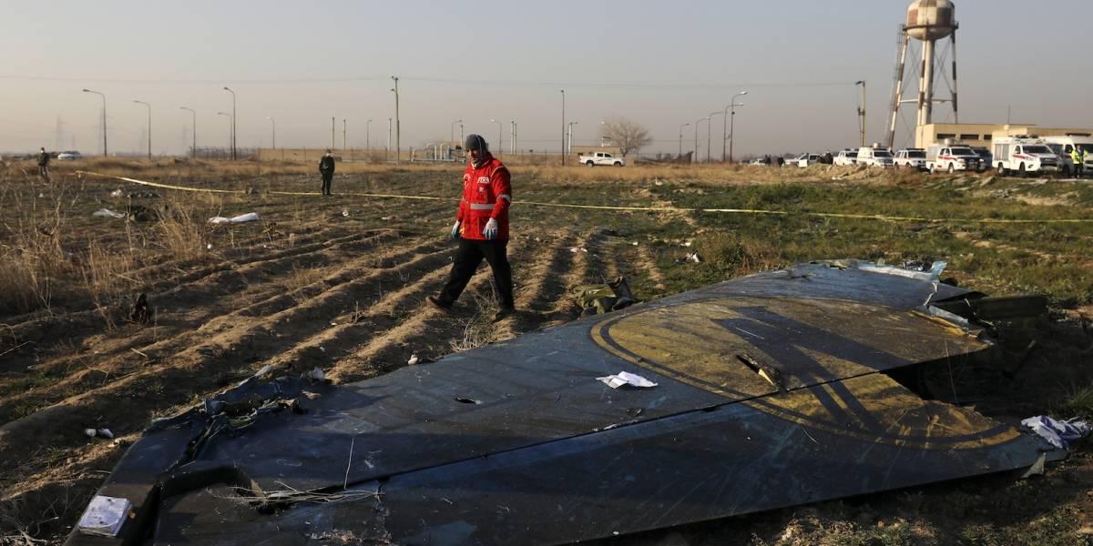 Irán siempre supo que derribó el avión ucraniano: Zelensky