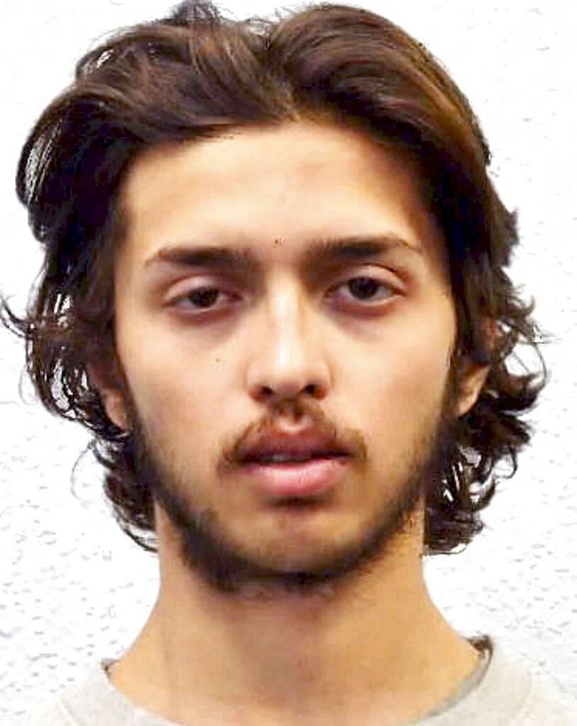 Sudesh Amman terrorista
