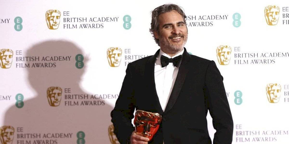 """Joaquin Phoenix criticó sin filtro la falta de diversidad en los Bafta: en su discurso aseguró sentir """"vergüenza"""" de la industria"""