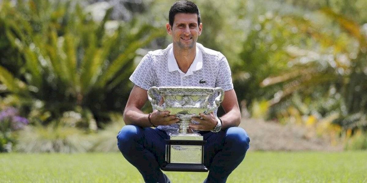 Novak Djokovic vuelve a la cima de la ATP