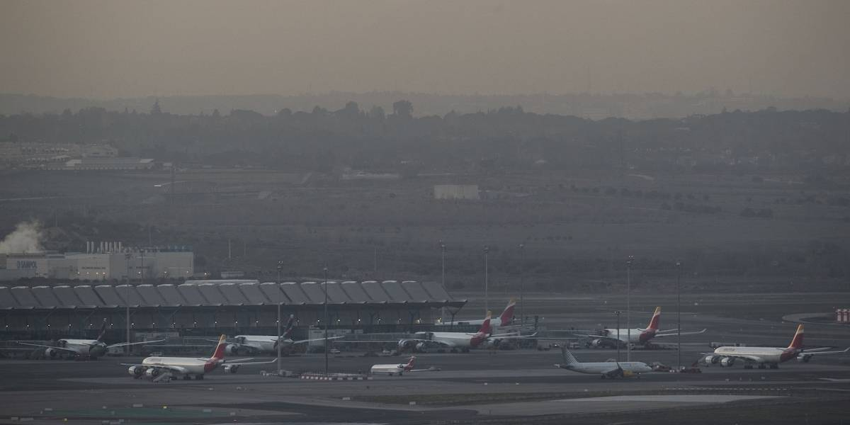 España abre una investigación sobre el incidente del avión de Air Canada