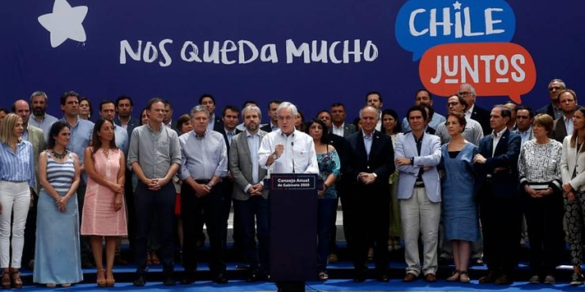 """Oposición critica duramente la """"hoja de ruta"""" de Piñera"""