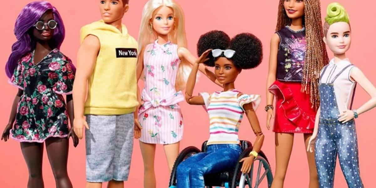 Barbie con vitiligo, prótesis y sin cabello: la propuesta de diversidad de la empresa de muñecas