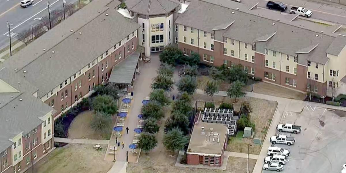 Dos muertos y un herido en tiroteo en universidad en Texas