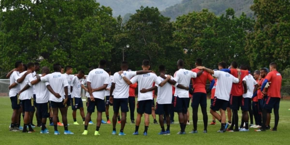 'LA TRICOLOR' Sub-23 pierde para el resto del Torneo Preolímpico ...