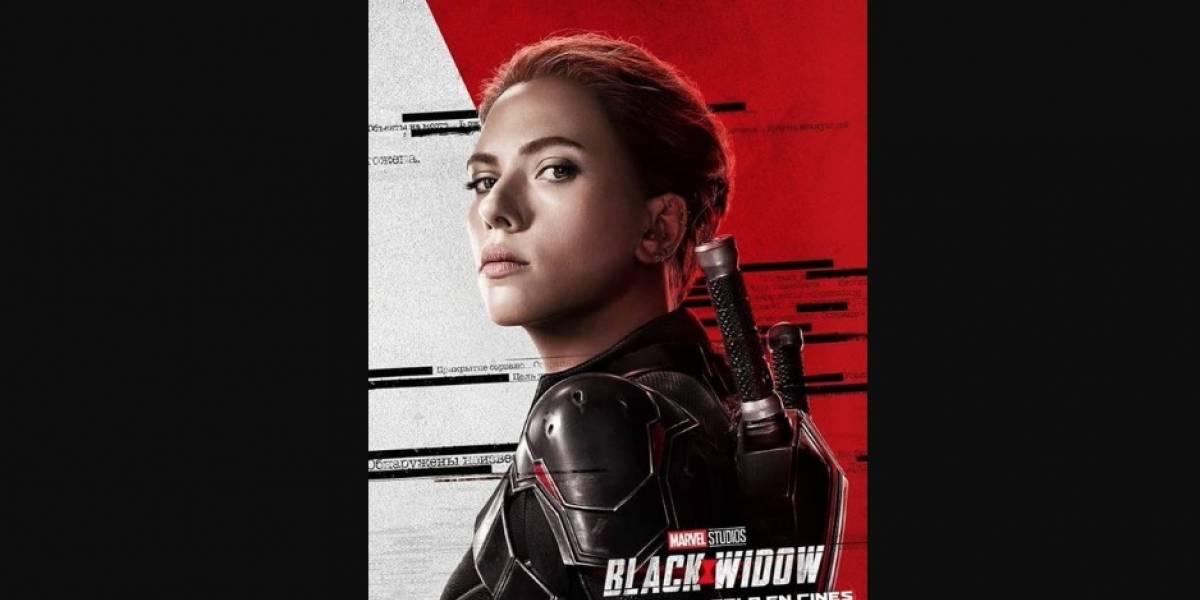 [VIDEO] Black Widow presenta nuevo adelanto y confirma fecha de estreno
