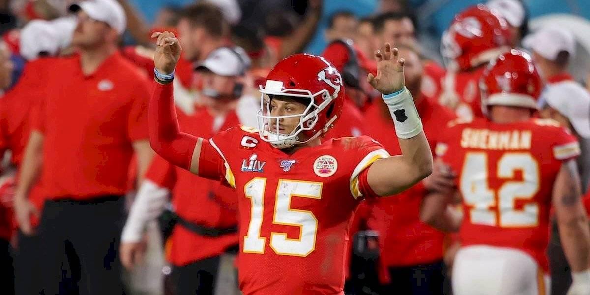 Kansas City es campeón del Super Bowl 50 años después