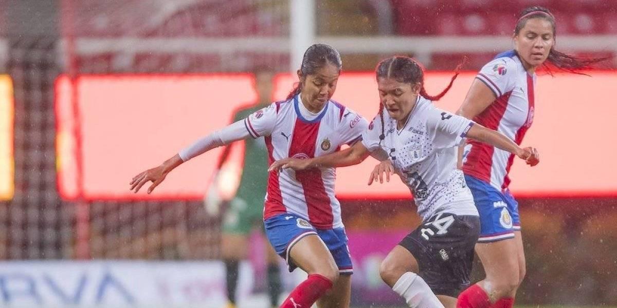 Chivas femenil pierde el invicto en el Clausura 2020