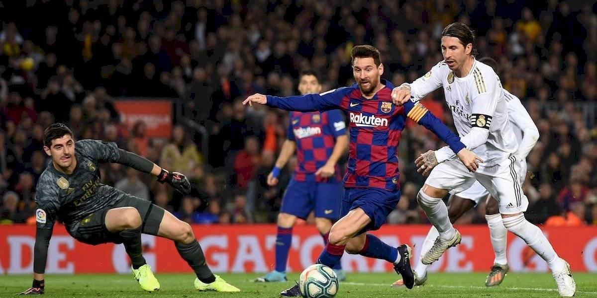 Ya hay horario definido para el Clásico entre Real Madrid y Barcelona