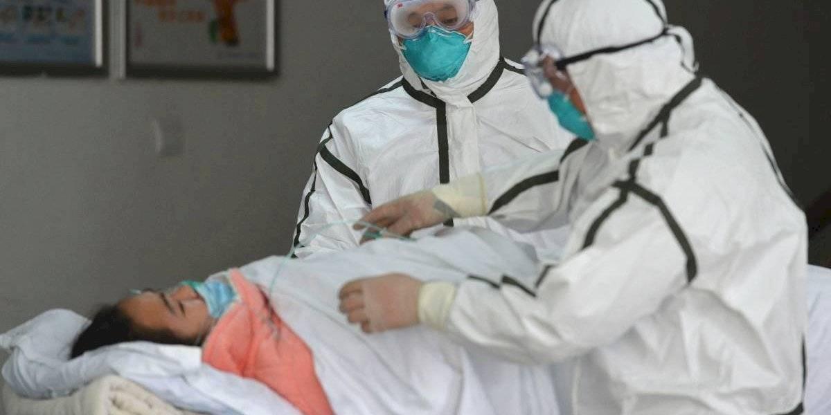 Coronavirus: China ya atiende pacientes en hospital construido en 10 días y cifra de infectados supera los 17.300