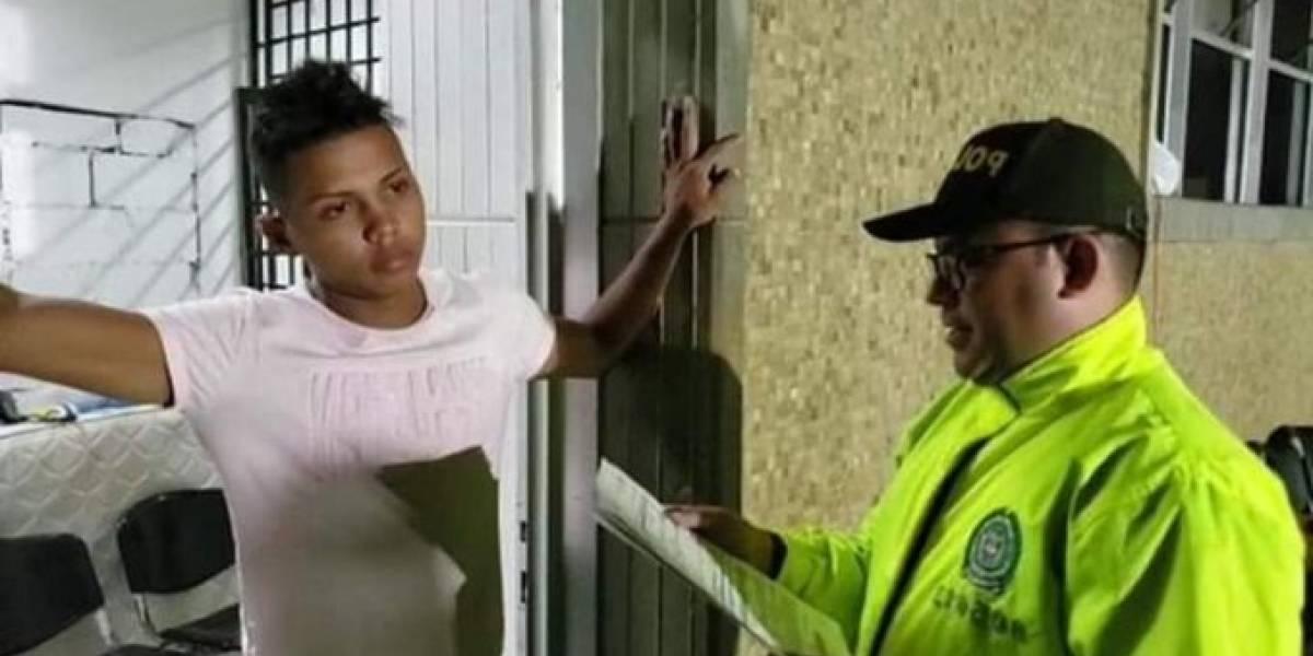 Por novena vez capturaron a alias 'El pupileto' quien ostentaba su lujo en Facebook