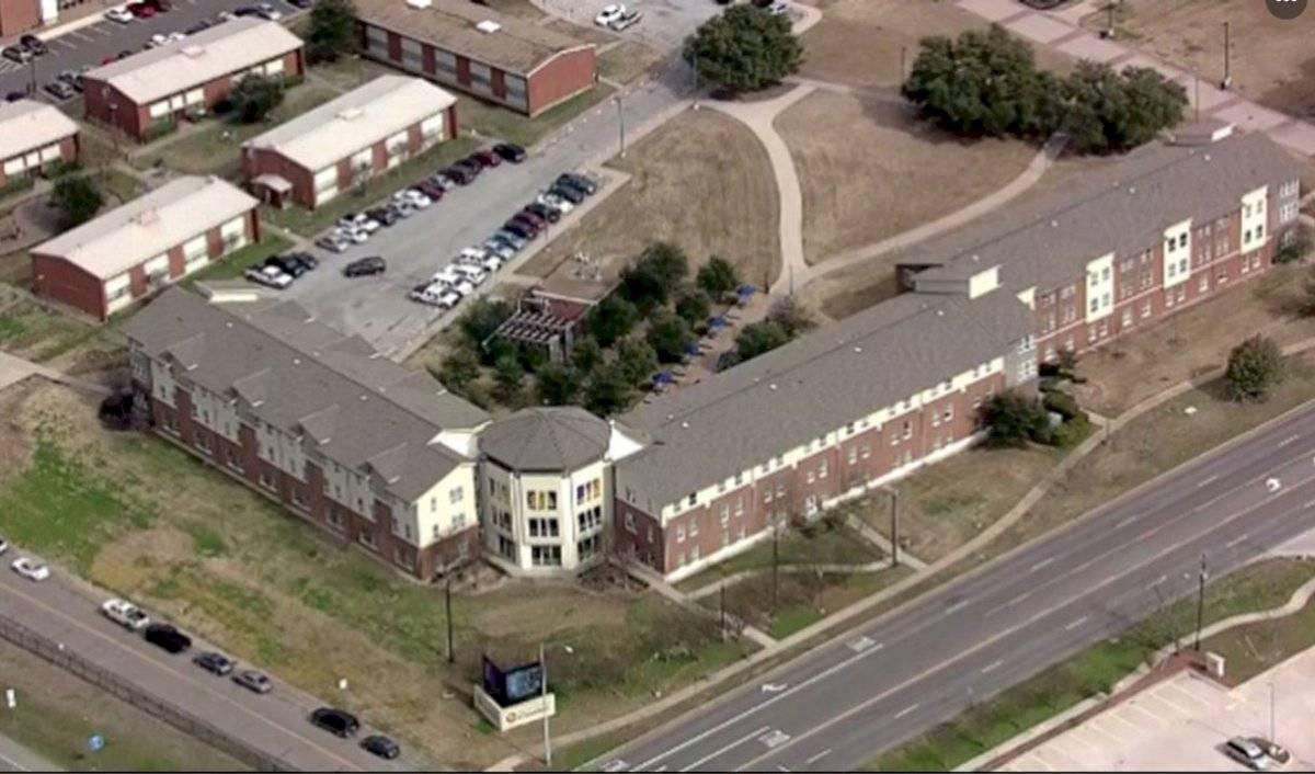 En una universidad de Texas se dio un tiroteo