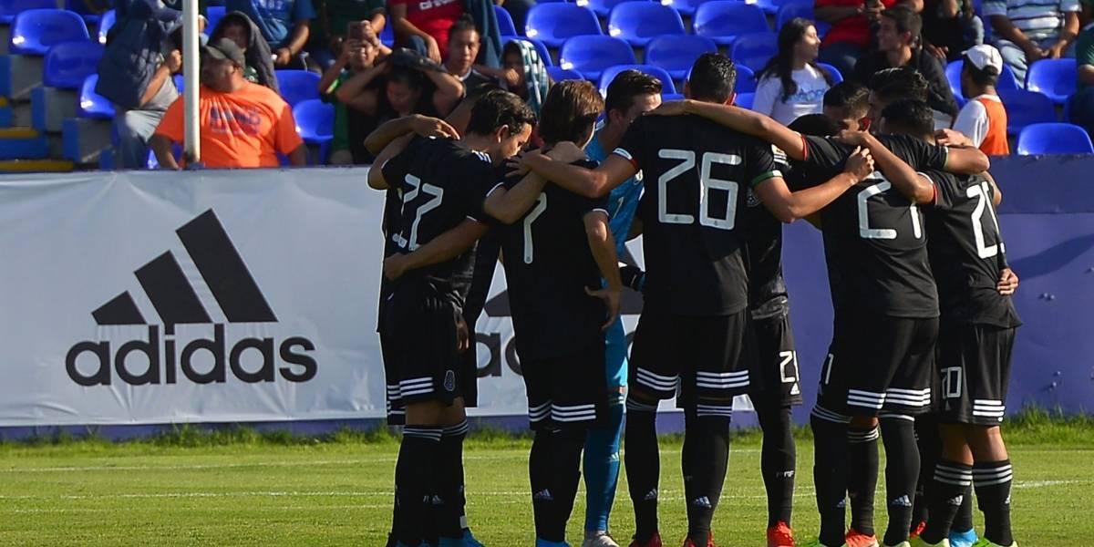 México inicia la concentración con vistas al Preolímpico