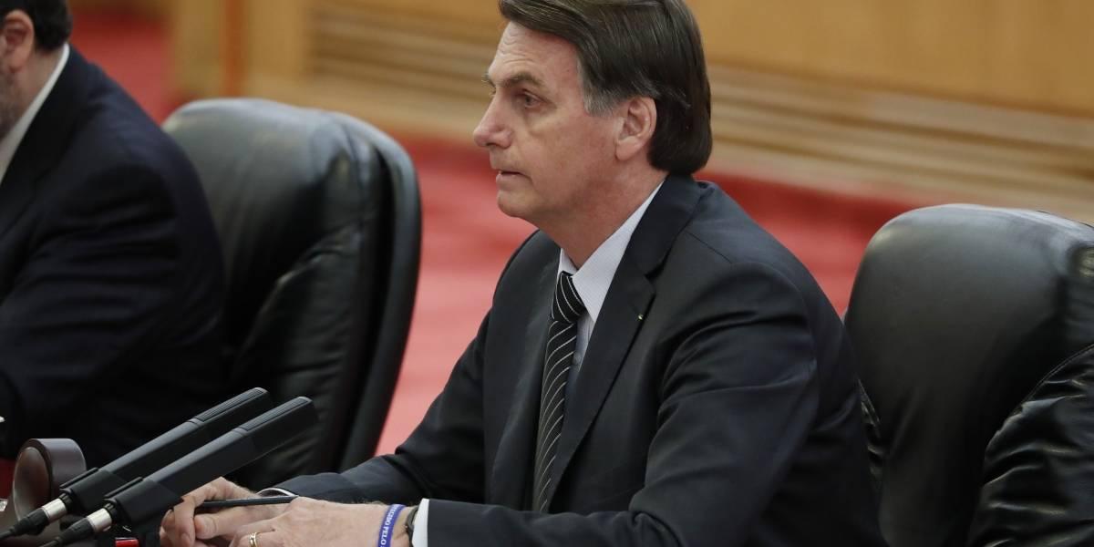 Presidente de Brasil anuncia el primer colegio cívico-militar de su Gobierno