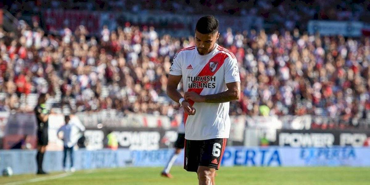 """Prensa argentina aniquiló a Paulo Díaz por su expulsión: """"Solito perdió el puesto que se había ganado"""""""