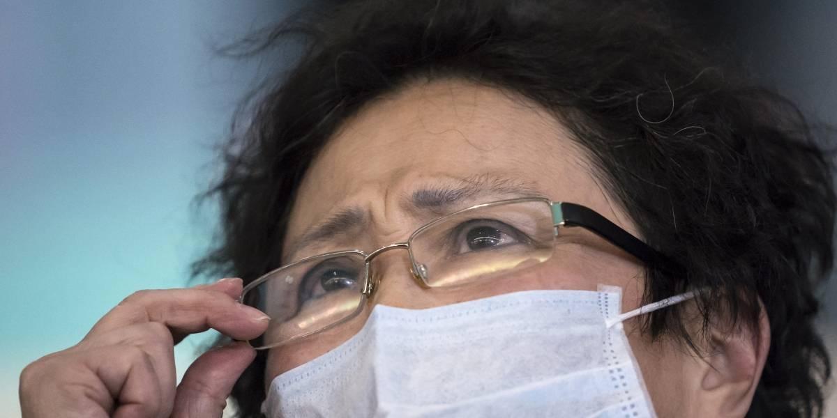 Coronavírus: número de mortes supera vítimas do Sars