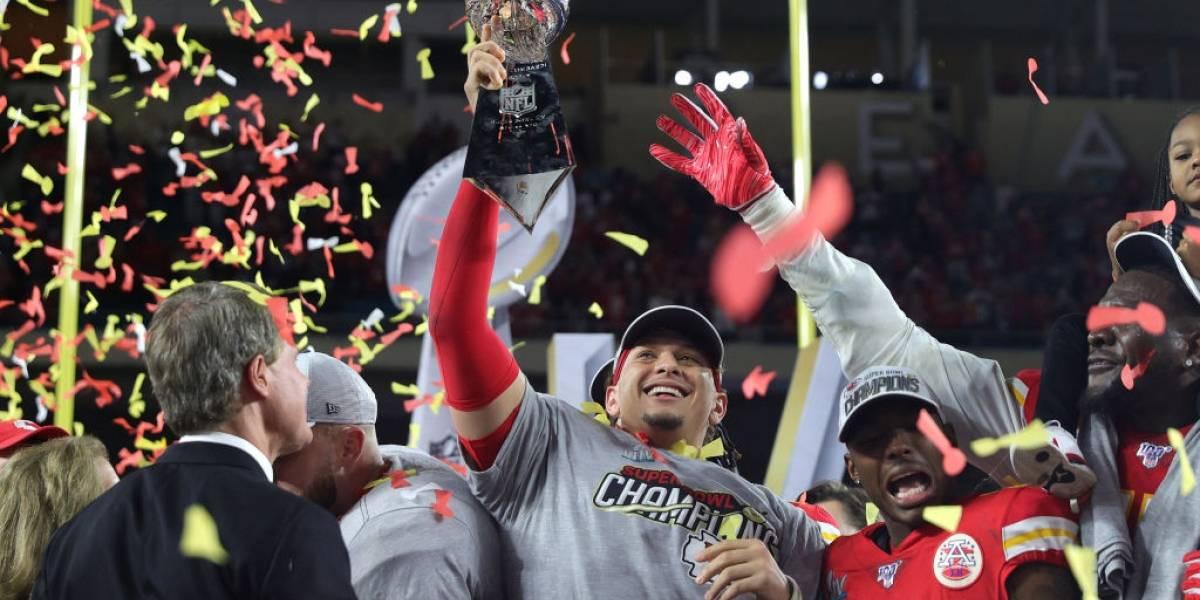 Com virada e genialidade de Mahomes, Kansas City Chiefs conquista o Super Bowl