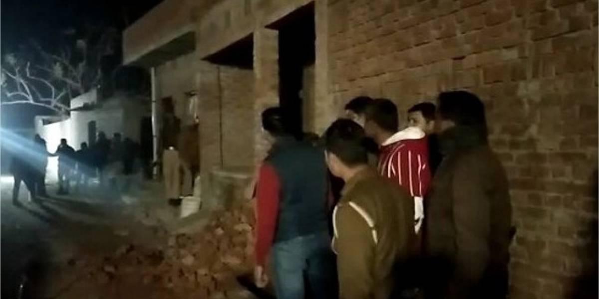 Hombre invitó a más de 20 niños al cumpleaños de su hija y los tomó como rehenes en la India