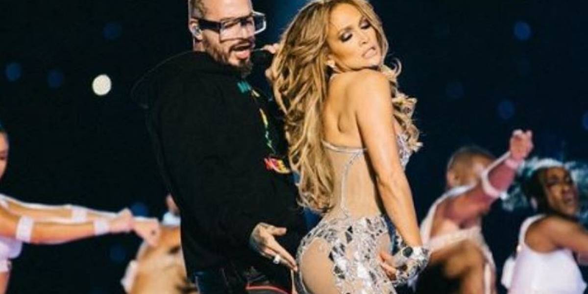 Esto dijo J Balvin tras movimientos sensuales de Jennifer Lopez