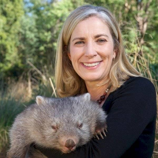 Jenny Gray director ejecutivo de Zoos Victoria, organización mundial de conservación basada en zoológicos