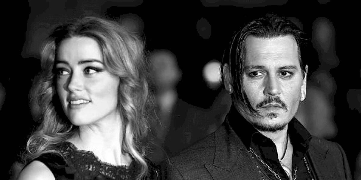 Detalles del maltrato que era víctima Johnny Depp por parte de Amber Heard