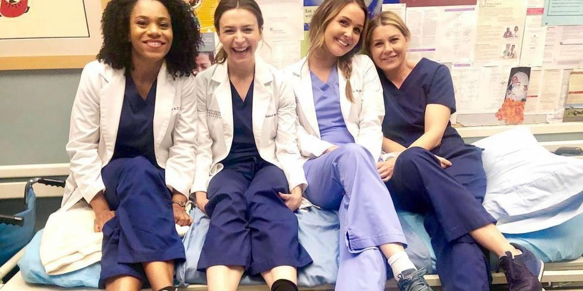 Grey's Anatomy: A atriz que não deve deixar o drama médico tão cedo