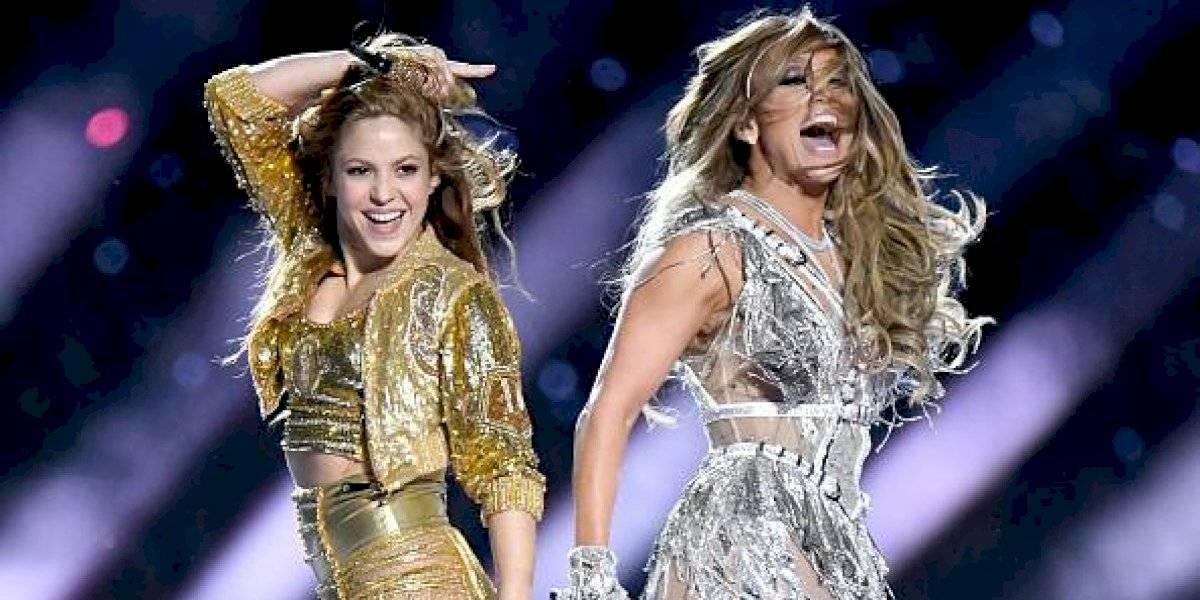 ¡Shakira y Jennifer Lopez tienen quién las defienda! los famosos reaccionan