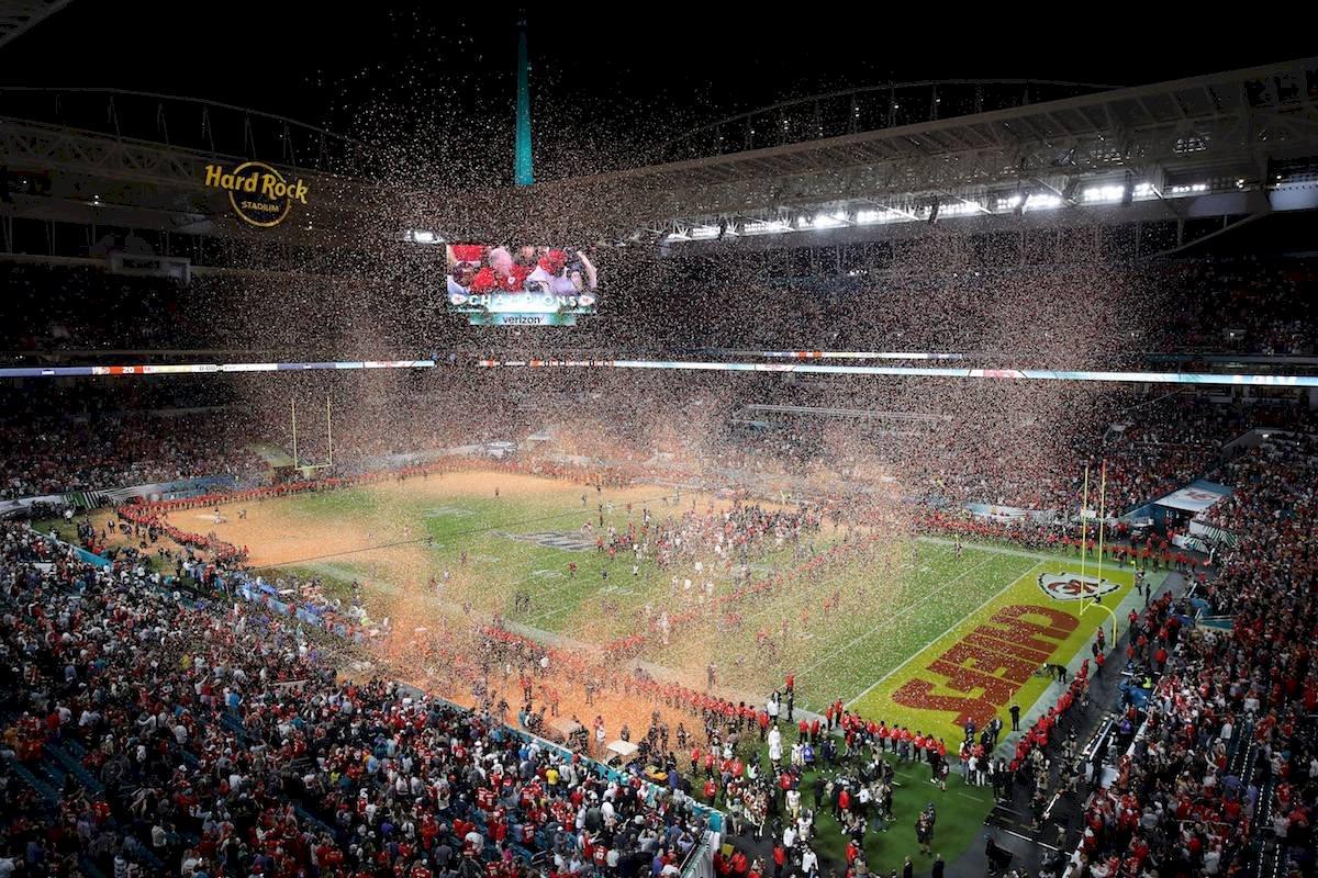 Los Chiefs derrotaron 31-20 a los 49ers Getty Images