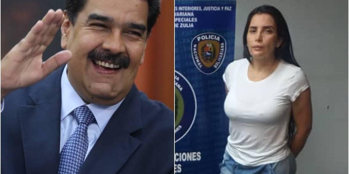 Los secretos de políticos poderosos que le ofrece Aída Merlano a Nicolás Maduro