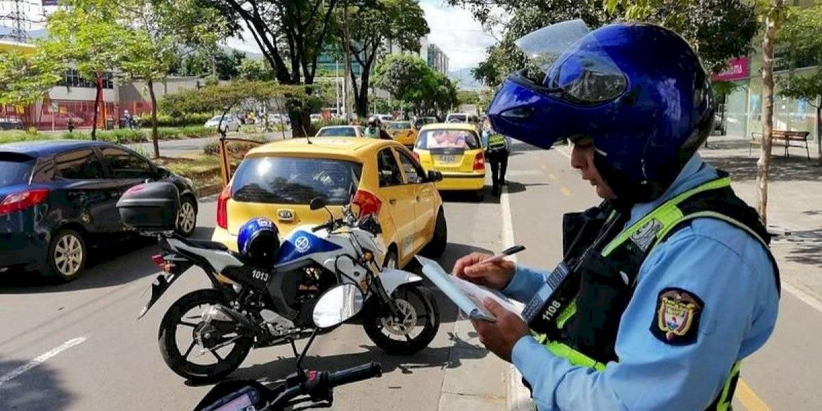 Medellín suspende términos administrativos en procesos de movilidad