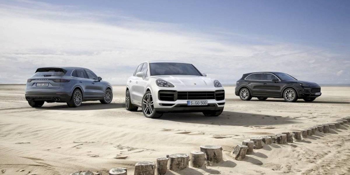 Porsche cierra 2019 con sus SUV como principal flanco de ventas