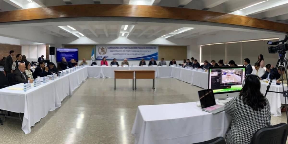 Postuladora de Apelaciones iniciará votación para integrar nomina