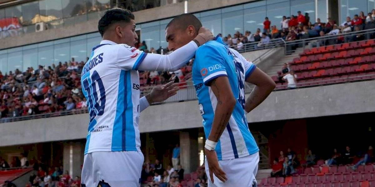 Antofagasta logró un triunfo clave ante La Serena y comienza a respirar en la tabla ponderada