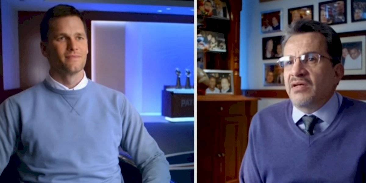 Sujeto que le robó jerseys a Tom Brady le ofrece disculpas