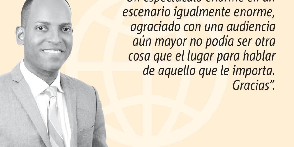 """Opinión de Julio Rivera Saniel: """"Let's get Loud"""""""