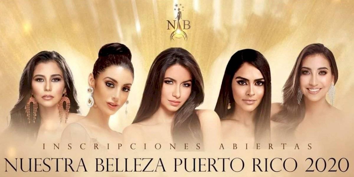 Comienza búsqueda de las reinas de Nuestra Belleza Puerto Rico 2020
