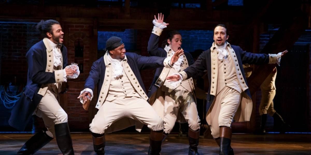 Disney llevará a Hamilton al cine con el elenco original de Broadway