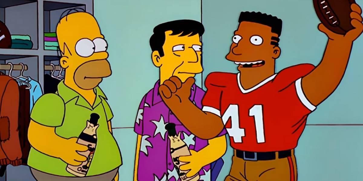La predicción sobre el Super Bowl en la que Los Simpson se equivocaron