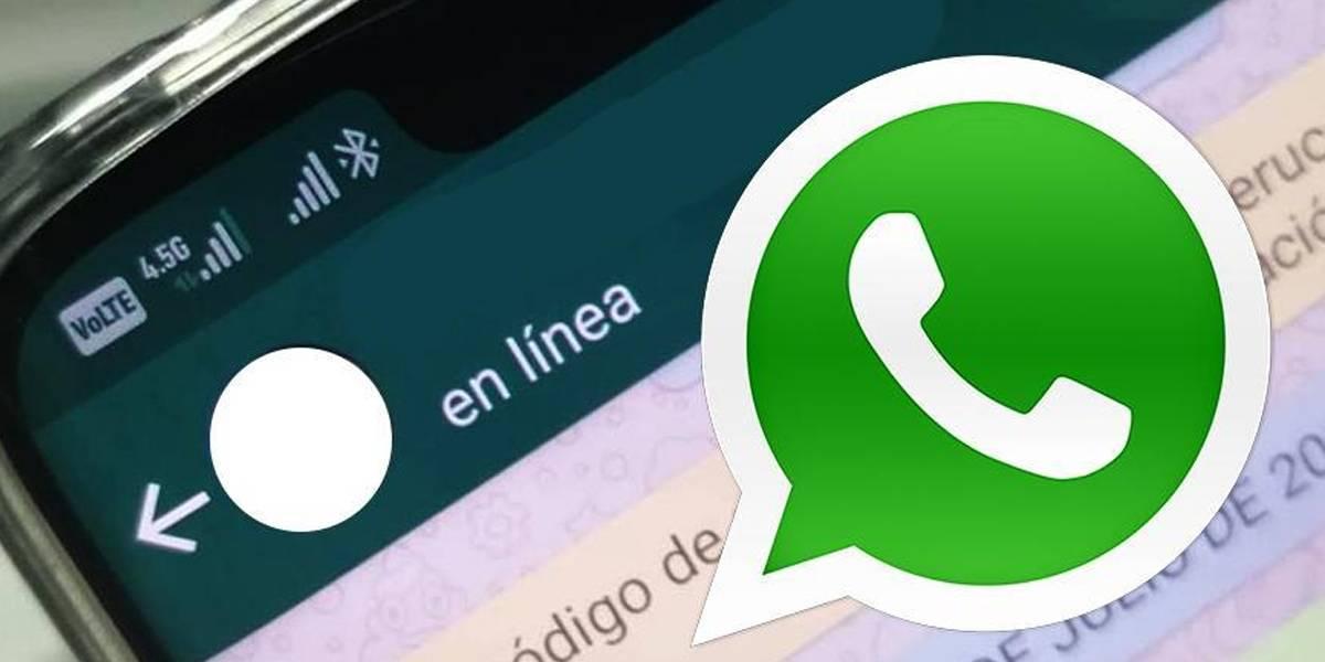 """Un sencillo truco para no aparecer """"en línea"""" en WhatsApp"""