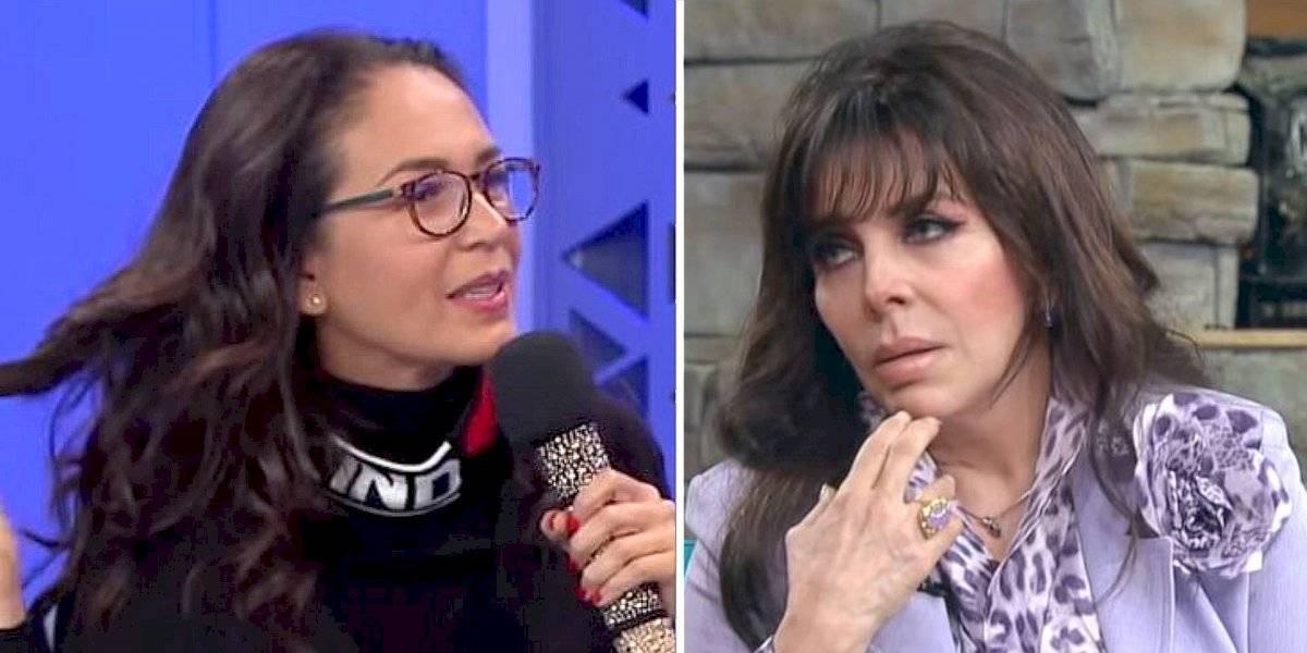 """Yolanda Andrade critica a Verónica Castro con una indirecta por """"hacerse la víctima"""""""