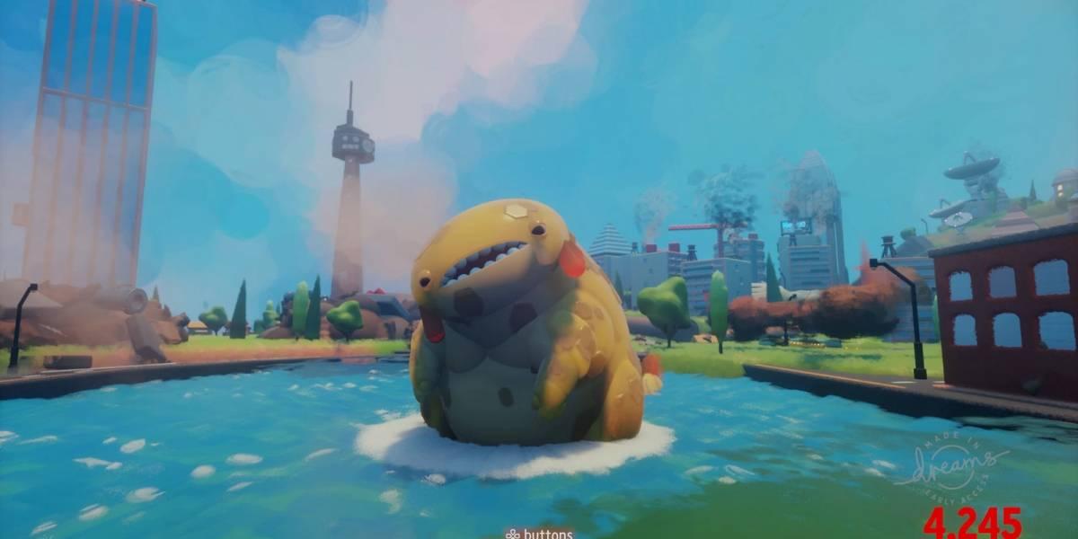 Game Dreams chega em 14 de fevereiro para Playstation 4